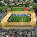 Stadiums, bridges, tunnels